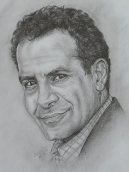 Tony Shalhoub by luca